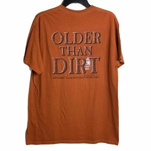 Red Dirt T-Shirt Tombstone NWT Sz L